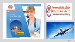 Use the Most Dominant Air Ambulance Service in Lucknow by Pa...