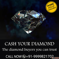 Cash For Diamond In Delhi NCR | Sell Diamond Ring