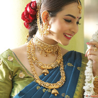 Shop the latest designs of Indian Artificial Bridal Jeweller...