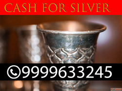 Cash for silver in Noida| Silver Buyer Near Me