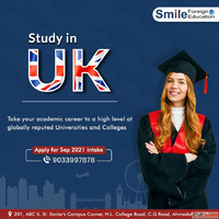 Best Consultancy in Ahmedabad for UK Student Visa