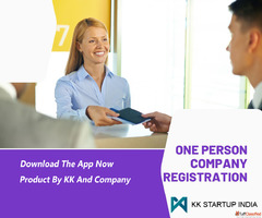 One Person Company Registration In Delhi