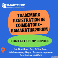 Trademark registration in Coimbatore- Ramanathapuram