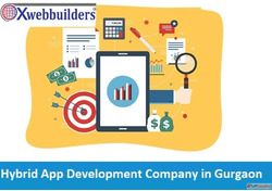 Hybrid App Development Company in Gurgaon | Xwebbuilders