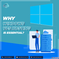 Why Windows VPS Hosting is essential?