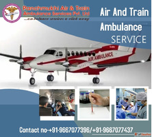 Choose the most Leading Air Ambulance Service in Patiala wit...