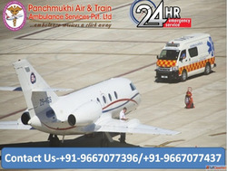 Avail Most Protuberant Air Ambulance Service in Ludhiana wit...