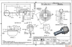 CAD Drafting Services | 3D CAD Drafting Services