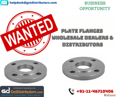 Wanted Plate Flanges Distributors