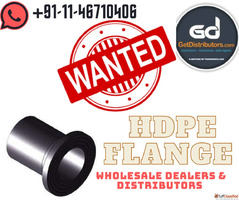 Hdpe Flange Distributorship opportunities for sale