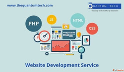 Get Best Website Development Service from The Quantum Tech