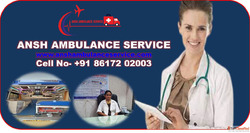 Get Instant Help to Transfer a Patient by Train Ambulance Se...