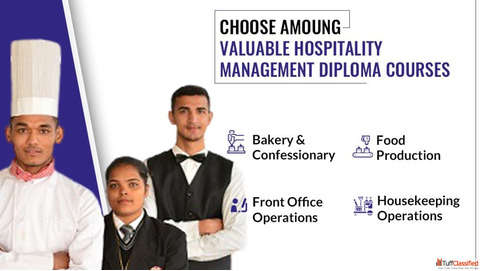 Choose Best Hotel Management College in Dehradun