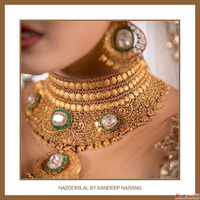 Hazoorilal is among the finest gold jewellers in India