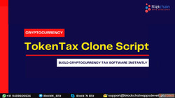 Tokentax Clone Script To Build Cryptocurrency Tax Software L...