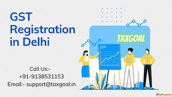 New GST Registration in Delhi