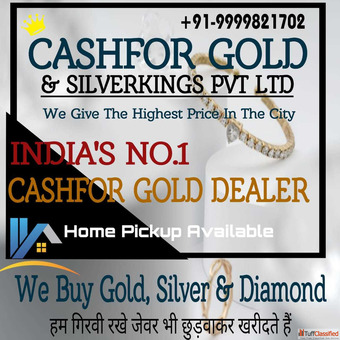 Sell old Silver near me at Gurgaon