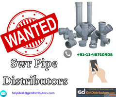 Wanted Swr Pipe Wholesale Dealers In Your City