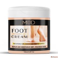 Foot Cream for dry skin