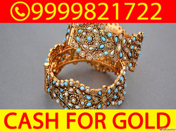 Get instant cash for gold in Noida