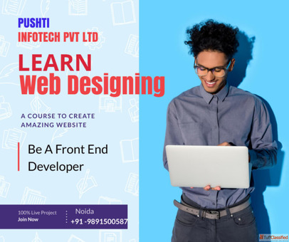 Website Designing Course in Sector -51 Noida
