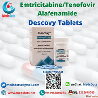 Buy Indian Descovy Online | HIV AIDS drugs wholesaler | emtr...
