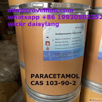 PARACETAMOL CAS 103-90-2  manufacturer in China ( mia@crovel...