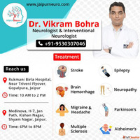 Get effective neurological disorder treatment by neurologist...