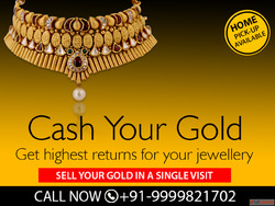 Cash Against Gold In Delhi NCR