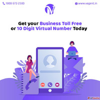 Get best Toll Free Number Service Provider in India with Min...