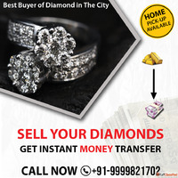 Deals For Cash For Diamond In Delhi NCR