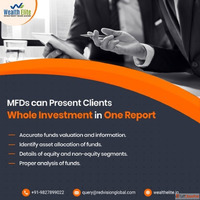 How Mutual Fund Software for Distributors Prepares Reports?