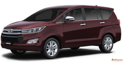 Innova Car Rental in Bangalore