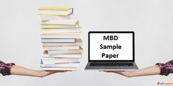 MBD Sample Papers Available at MBD Books