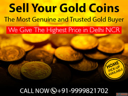 Plan To Sell Gold For Cash In Delhi NCR