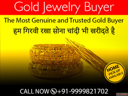 GET INSTANT CASH FOR GOLD JEWELRY IN DELHI NCR