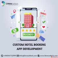 Custom Hotel Booking App Development Company In Bangalore