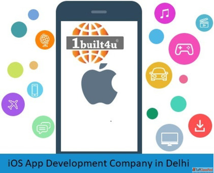 iOS App Development Company in Delhi | 1built4u