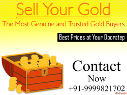Sell Gold Online At The Best Price In Noida