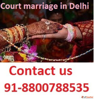 Court marriage in Delhi - Lead India Law Associates