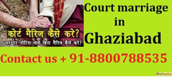 Court marriage in Ghaziabad - Lead India Law Associates