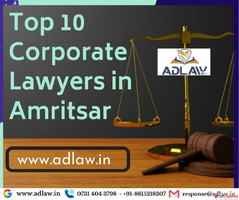 Top 10 Corporate Lawyers in Amritsar