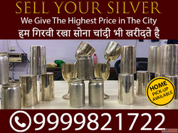 Sell Them At Our Place And Get Cash Against Silver In GTB Na...