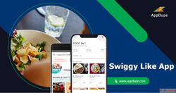 Contact us to get the latest Swiggy like App