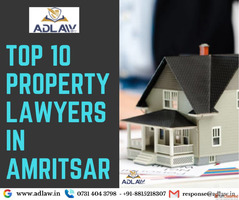 Top 10 Property Lawyers in Amritsar