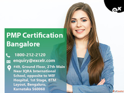 ExcelR - PMP Certification at Bangalore