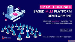 Smart Contract Based MLM Software Development Solutions | Bl...