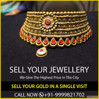 Cash For Gold In Delhi NCR | Gold Jewelry Buyers
