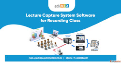 Lecture Capture System Software for Recording Class