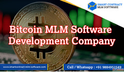Bitcoin MLM Software Development Company – Smart Contract ML...